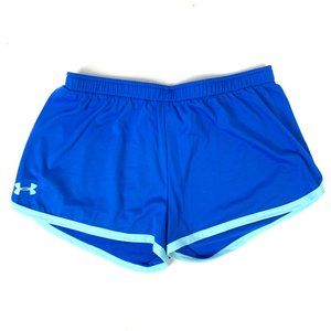 3/$30 Under Armour Blue Athletic Gym Shorts S